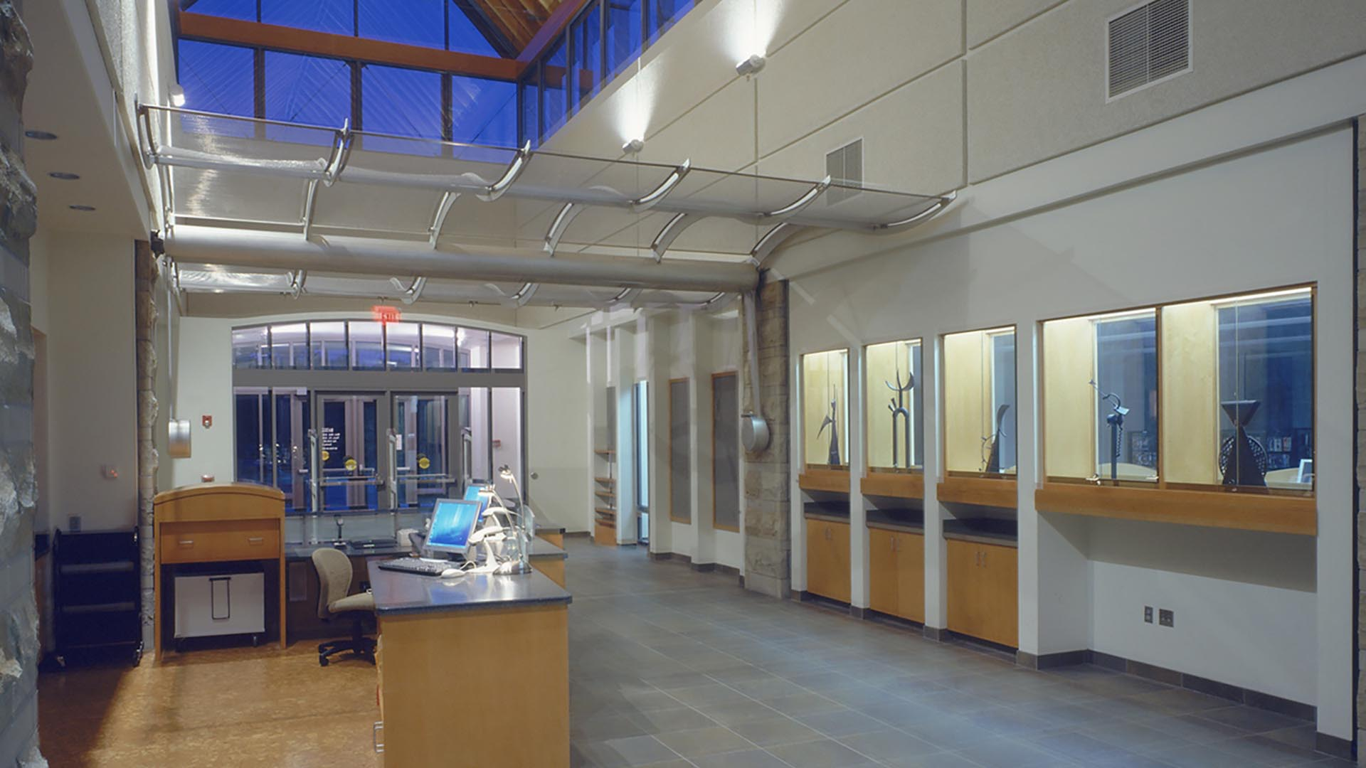 Library - Oaklyn Library 1