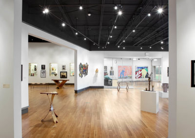 McCutchan Art Center Pace Galleries